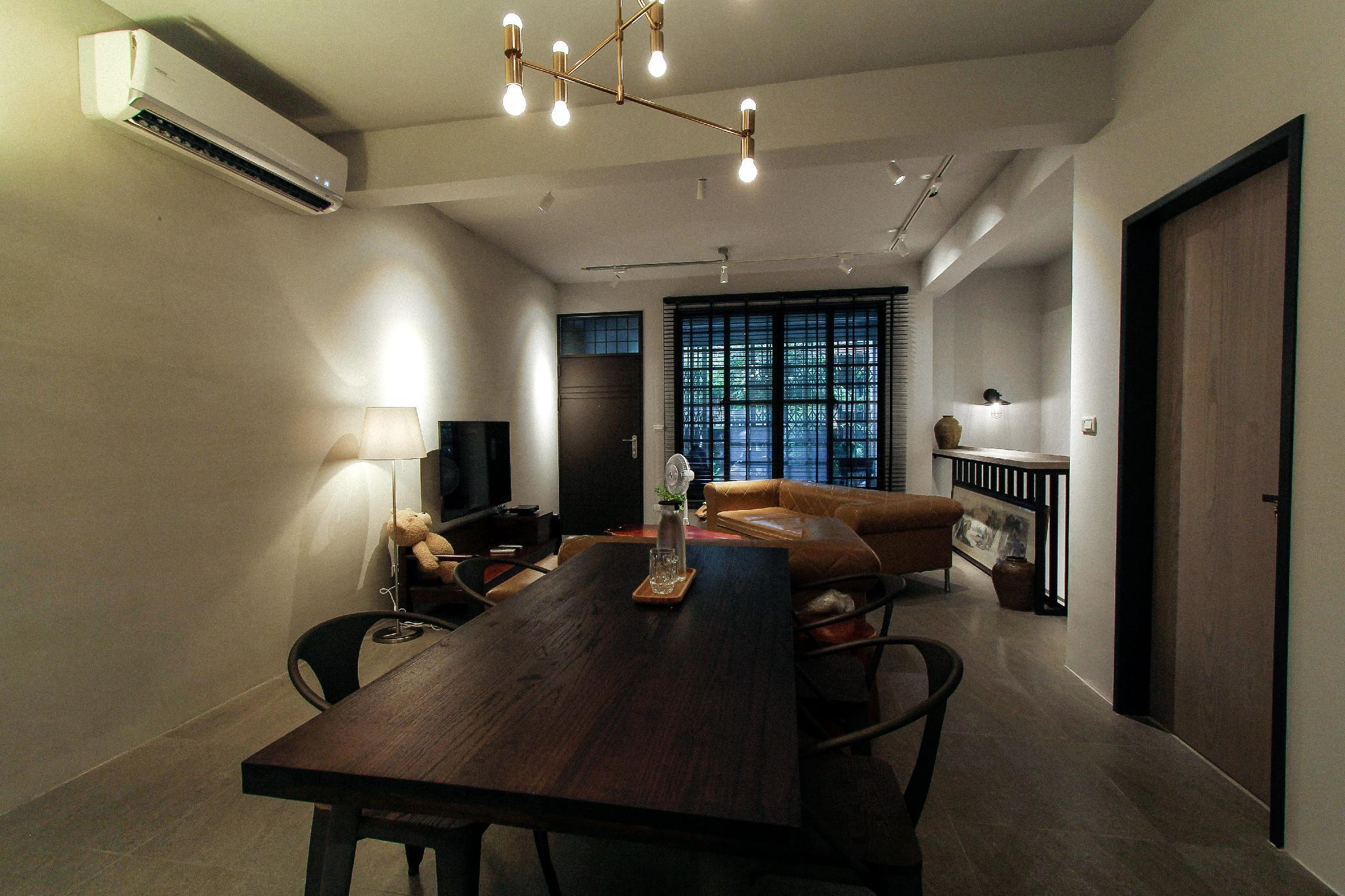 Taipei Shihlin Apartment The Grey Loft One 2 Room
