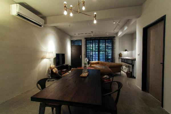 Taipei Shihlin Apartment/The Grey Loft One/2 Room Taipei