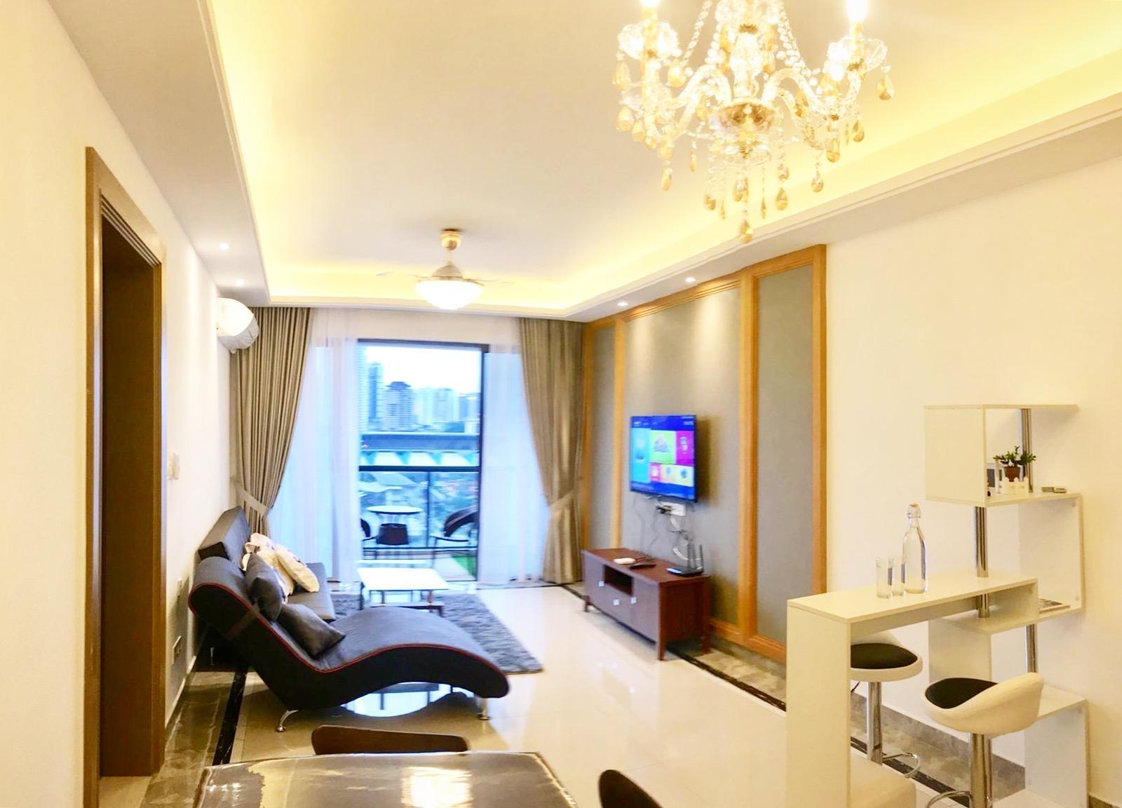 Luxurious RandF 3 Bedrooms Unit
