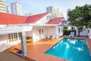 [プラタムナックヒル]ヴィラ(80m2)| 3ベッドルーム/3バスルーム Aliz Pool Villa /3 bedroom/Pattaya