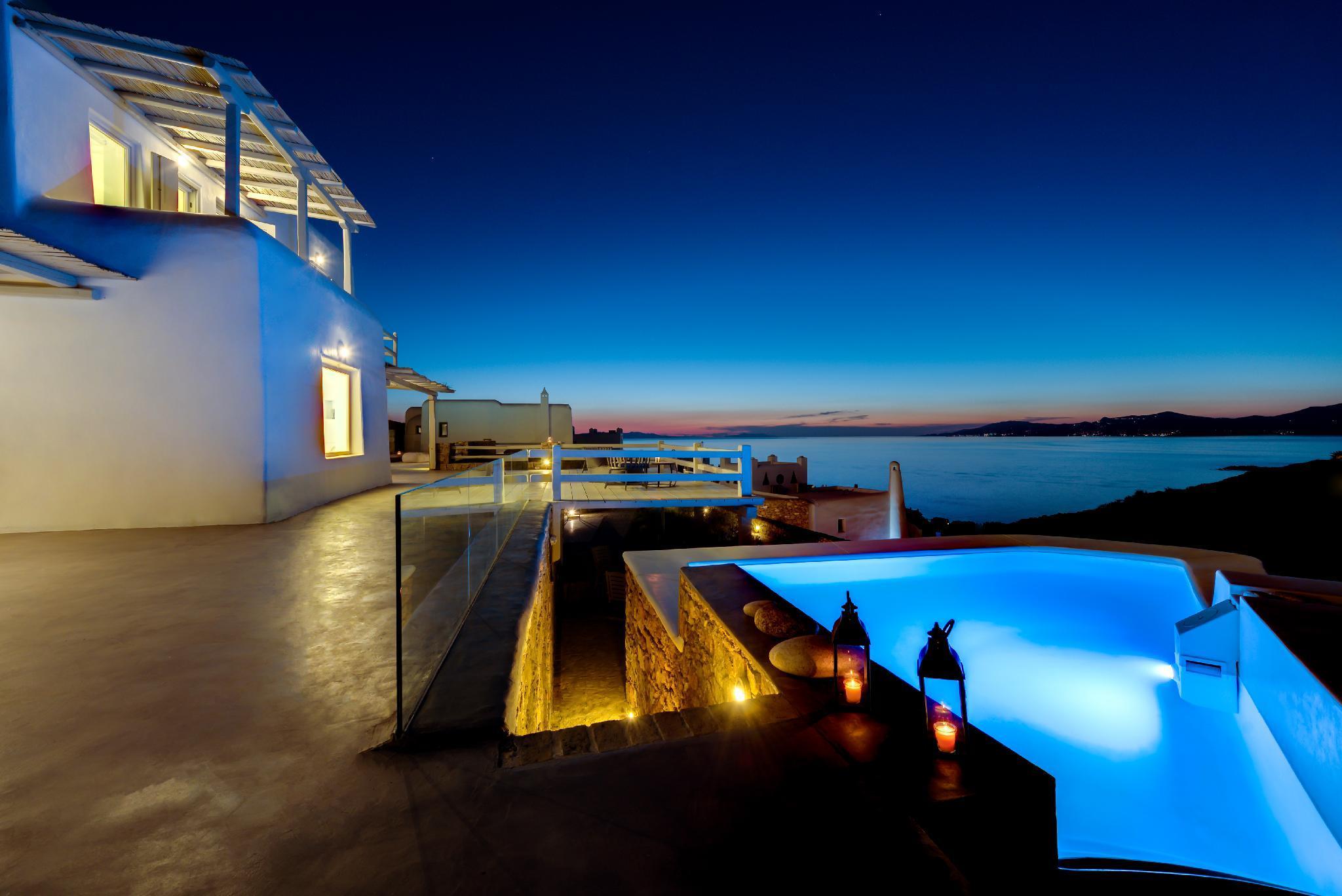 Superior 4 Bedroom Villa With Private Pool  Daria
