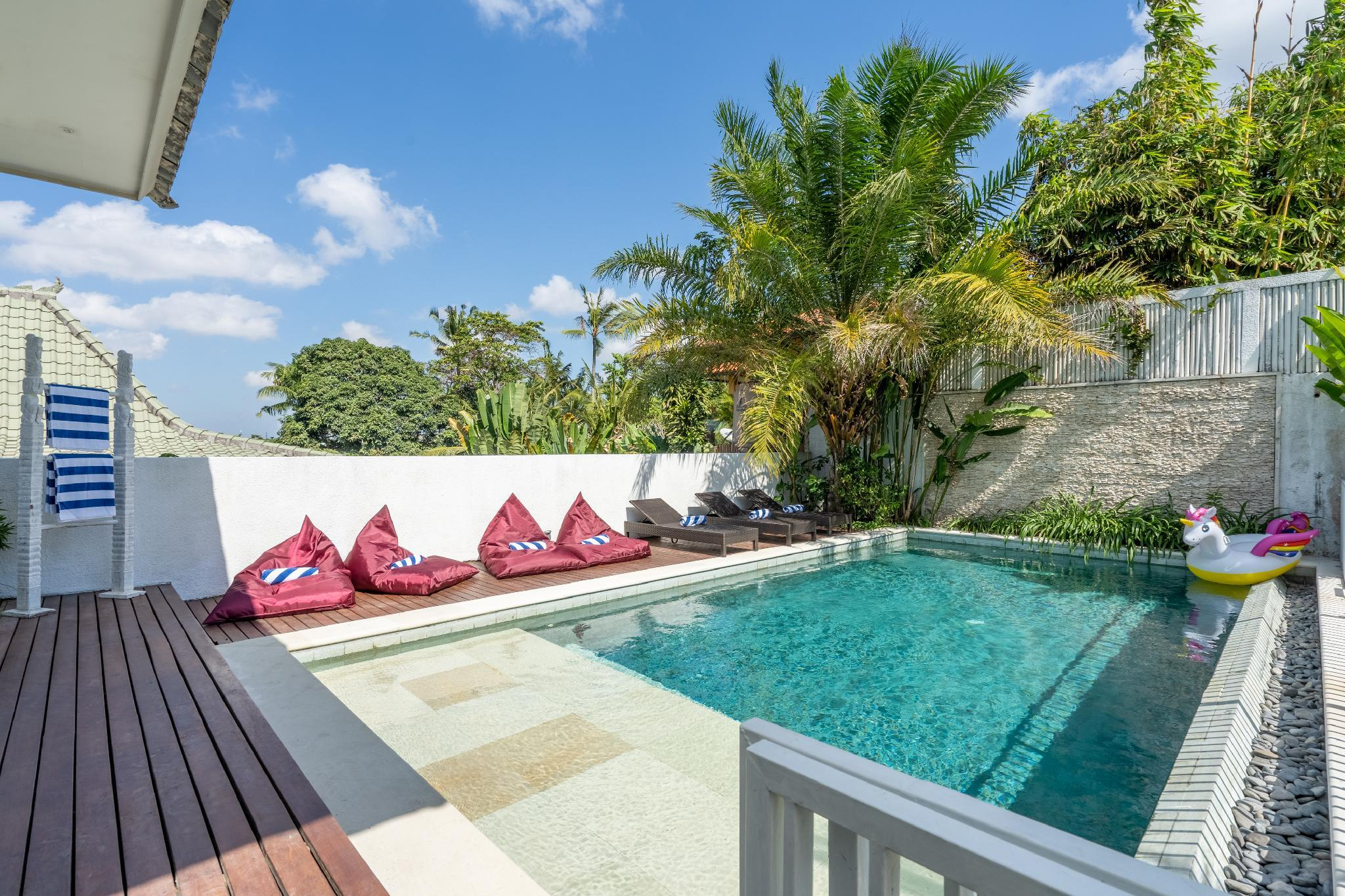 Brand New 3Bedroom Villa Private Pool Fenced