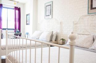 [バンセーン]スタジオ アパートメント(38 m2)/1バスルーム Family room for max4PAX at 26 bed and coffee