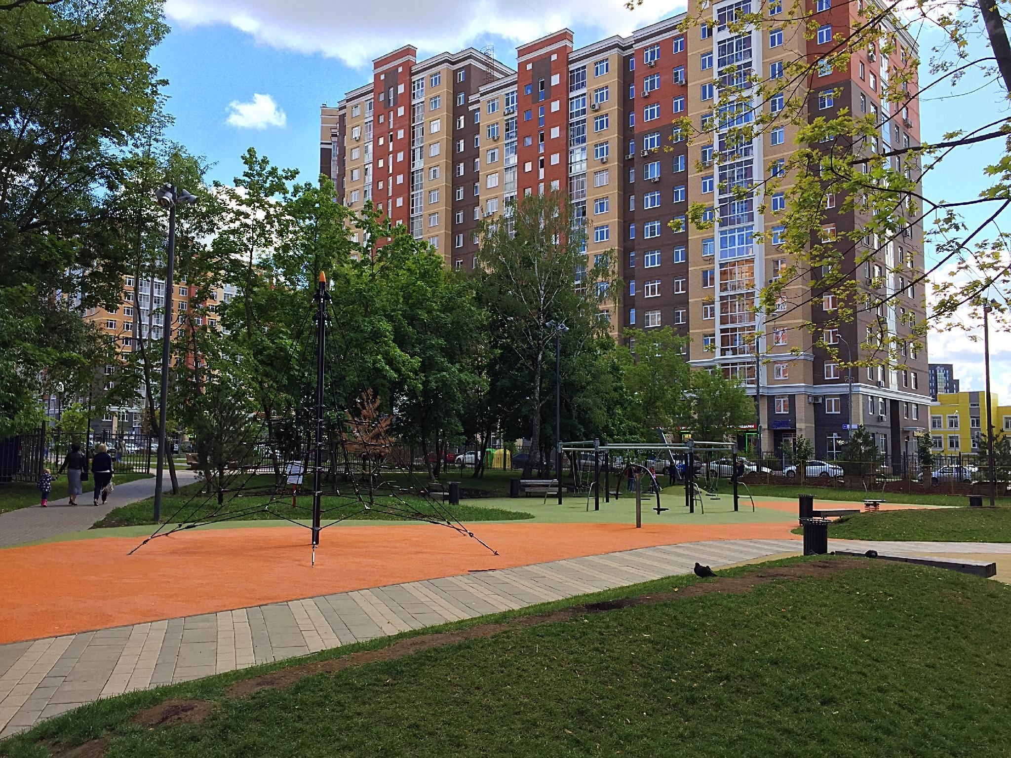 Moscow Lake And Park Luxury Apartments