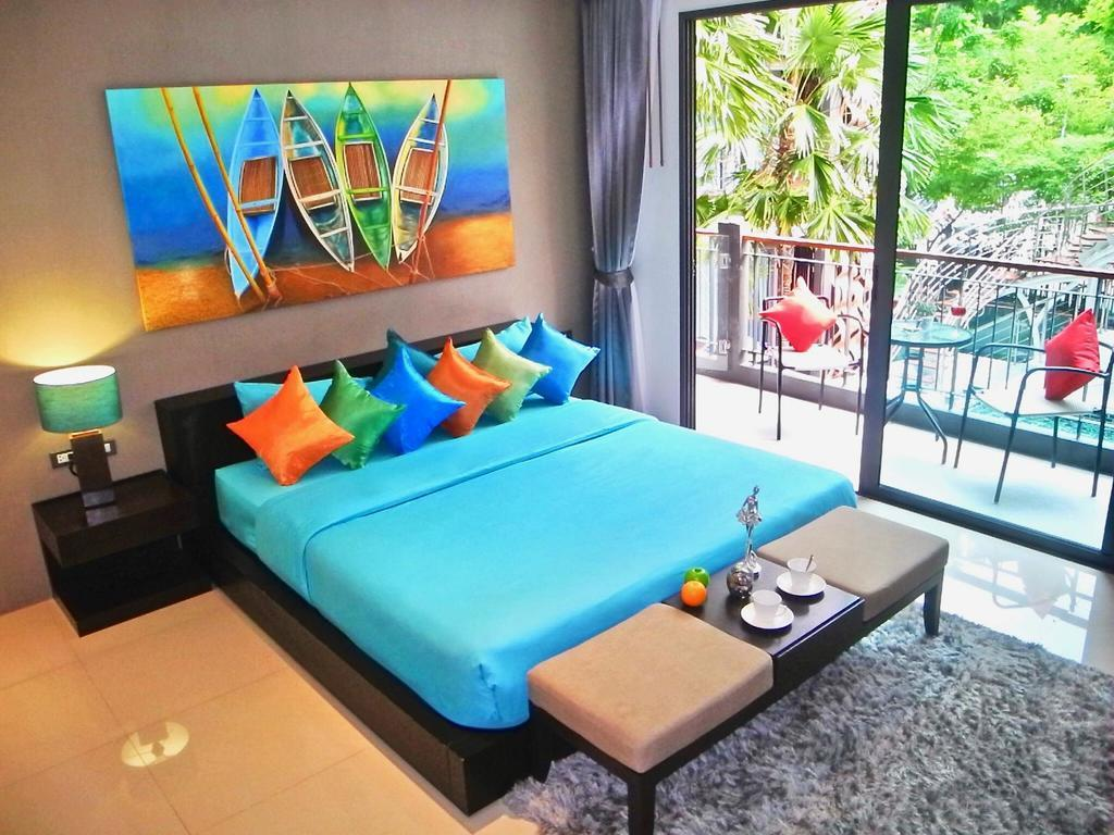 Well Furnished Studio With Pool View In Patong