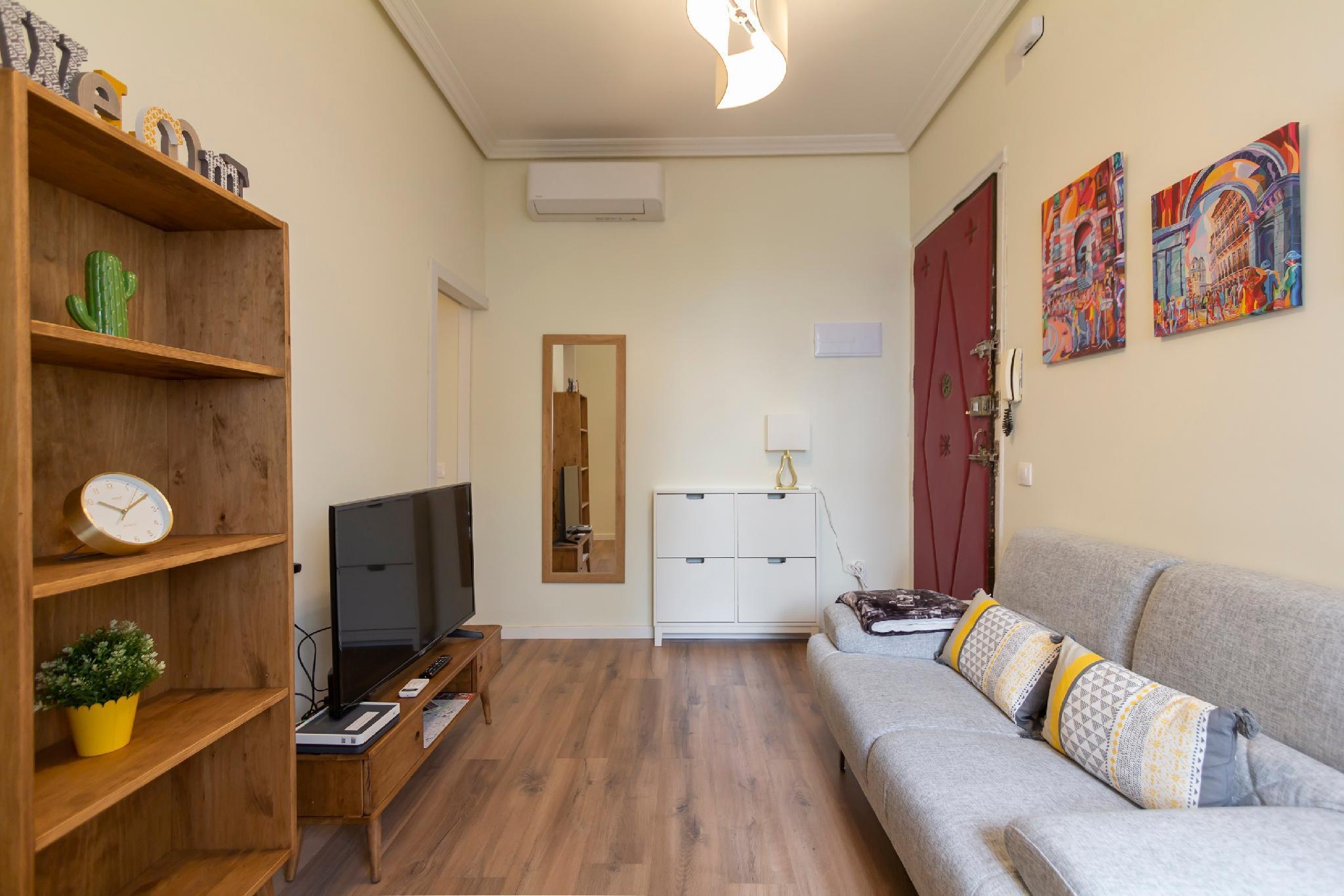 Apartment Madrid Downtown Chueca BRC40