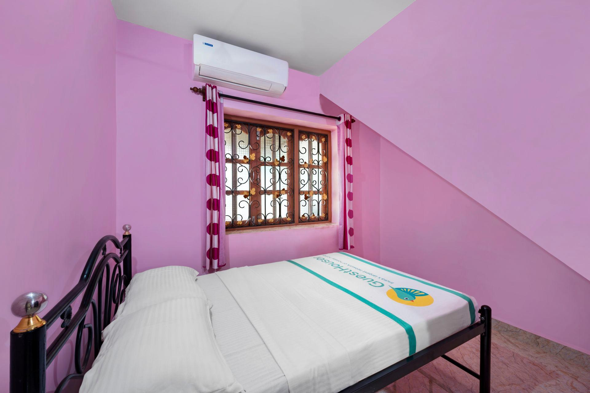 Homely 2 BHK For 6