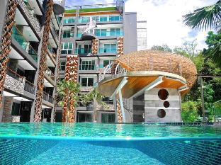 New city view apartment in Patong! สตูดิโอ อพาร์ตเมนต์ 1 ห้องน้ำส่วนตัว ขนาด 38 ตร.ม. – ป่าตอง