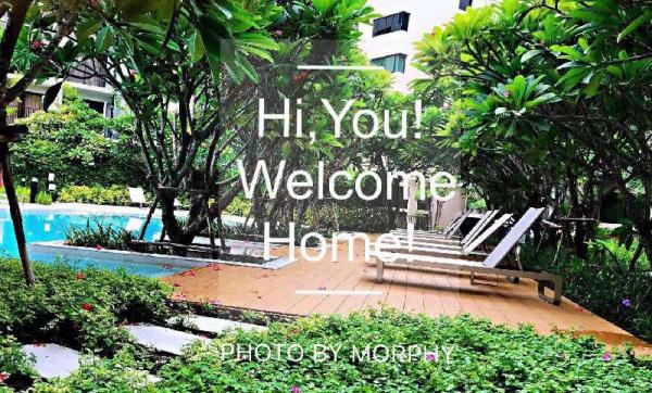 Greenery Escape in the Center of BKK/BTS Surasak Bangkok