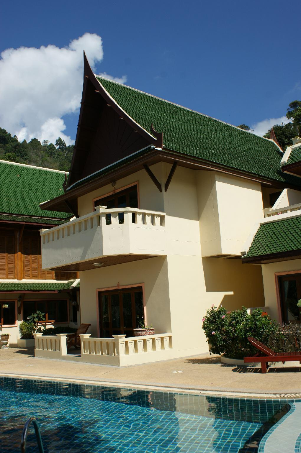 The Thai House at Prince Edouard Resort วิลลา 2 ห้องนอน 3 ห้องน้ำส่วนตัว ขนาด 170 ตร.ม. – ป่าตอง