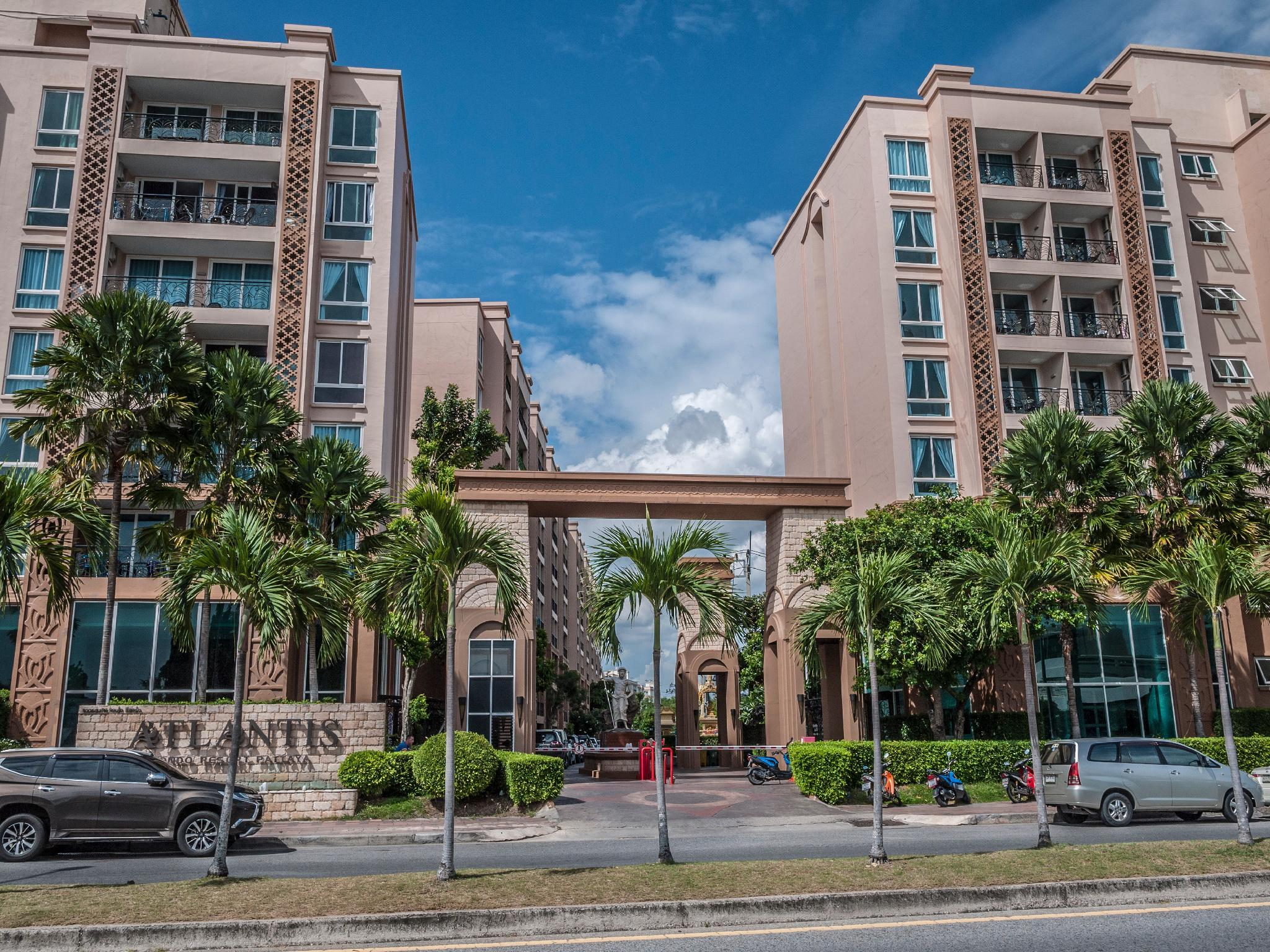 Atlantis Condo Resort Jomtien By ABG
