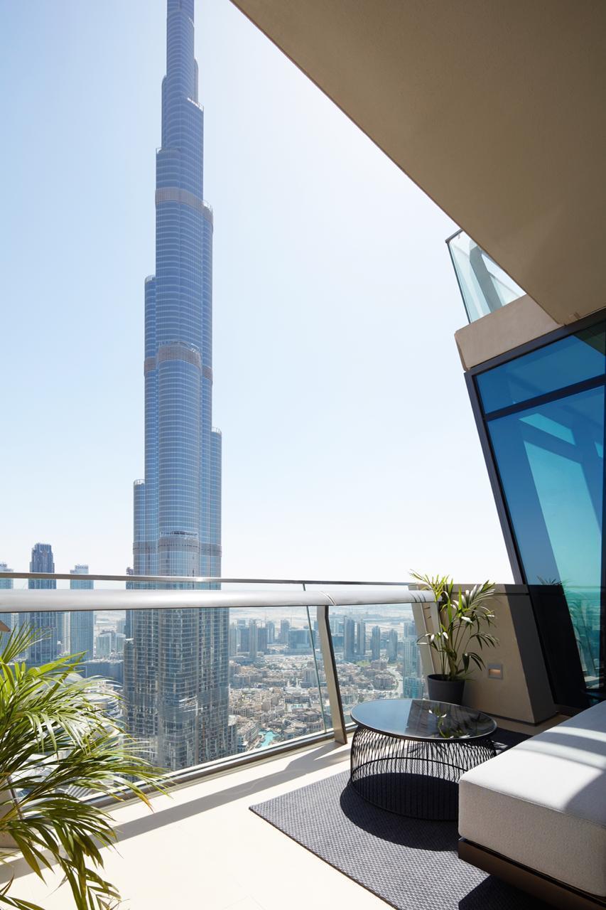 Spectacular 3 Bedroom With Full Burj Khalifa View