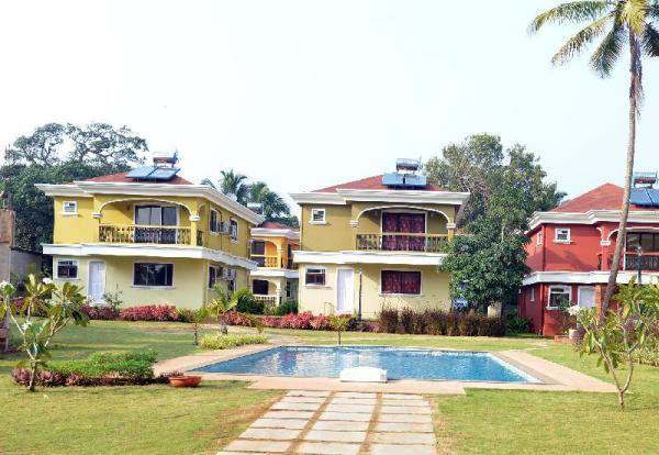 TripThrill Silva Apartment Goa