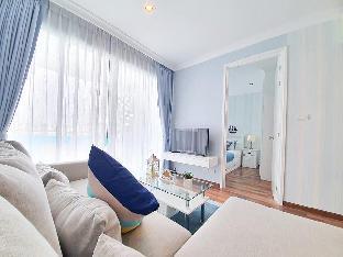 [カオタキアブ]アパートメント(66m2)| 2ベッドルーム/2バスルーム Newly Family Condominium, 100m to beach