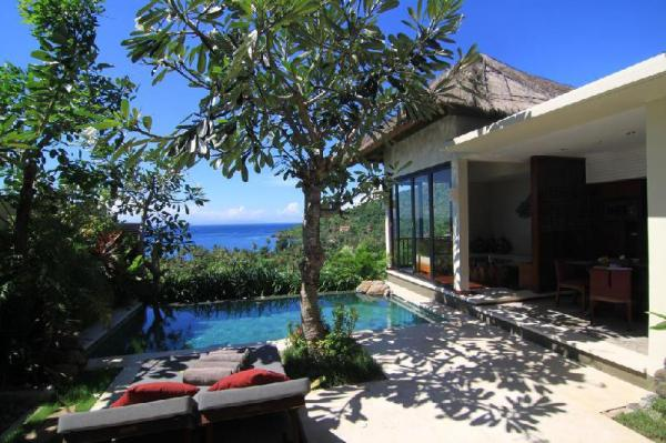 One Bedroom Villa with Private Pool Amed Bali