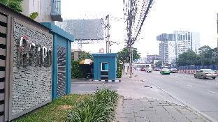 [ドンムアン空港]アパートメント(53m2)| 2ベッドルーム/2バスルーム ASTRO, apartment on main street Chaengwattana