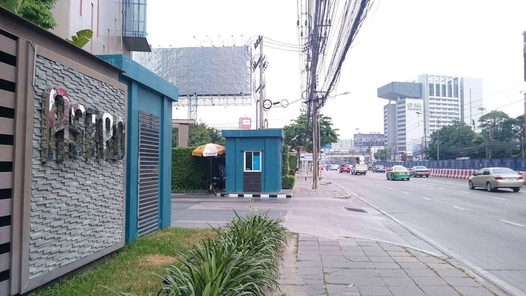 ASTRO, apartment on main street Chaengwattana อพาร์ตเมนต์ 2 ห้องนอน 2 ห้องน้ำส่วนตัว ขนาด 53 ตร.ม. – สนามบินนานาชาติดอนเมือง