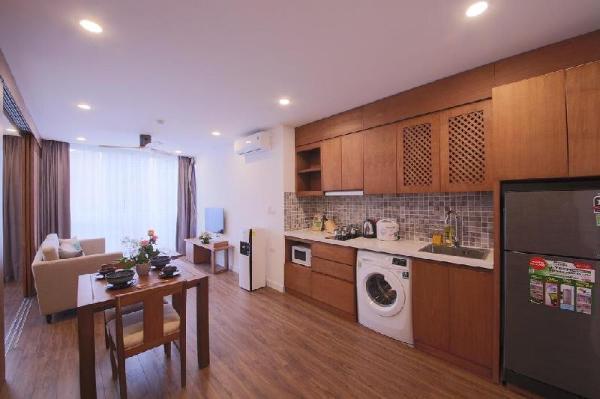 45m2*1Bedroom*1Bathroom/Luxurious  apartment Hanoi