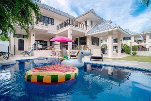 Marigold Poolvilla Huahin / Near Beach drive 5 min วิลลา 5 ห้องนอน 5 ห้องน้ำส่วนตัว ขนาด 560 ตร.ม. – กลางเมืองหัวหิน