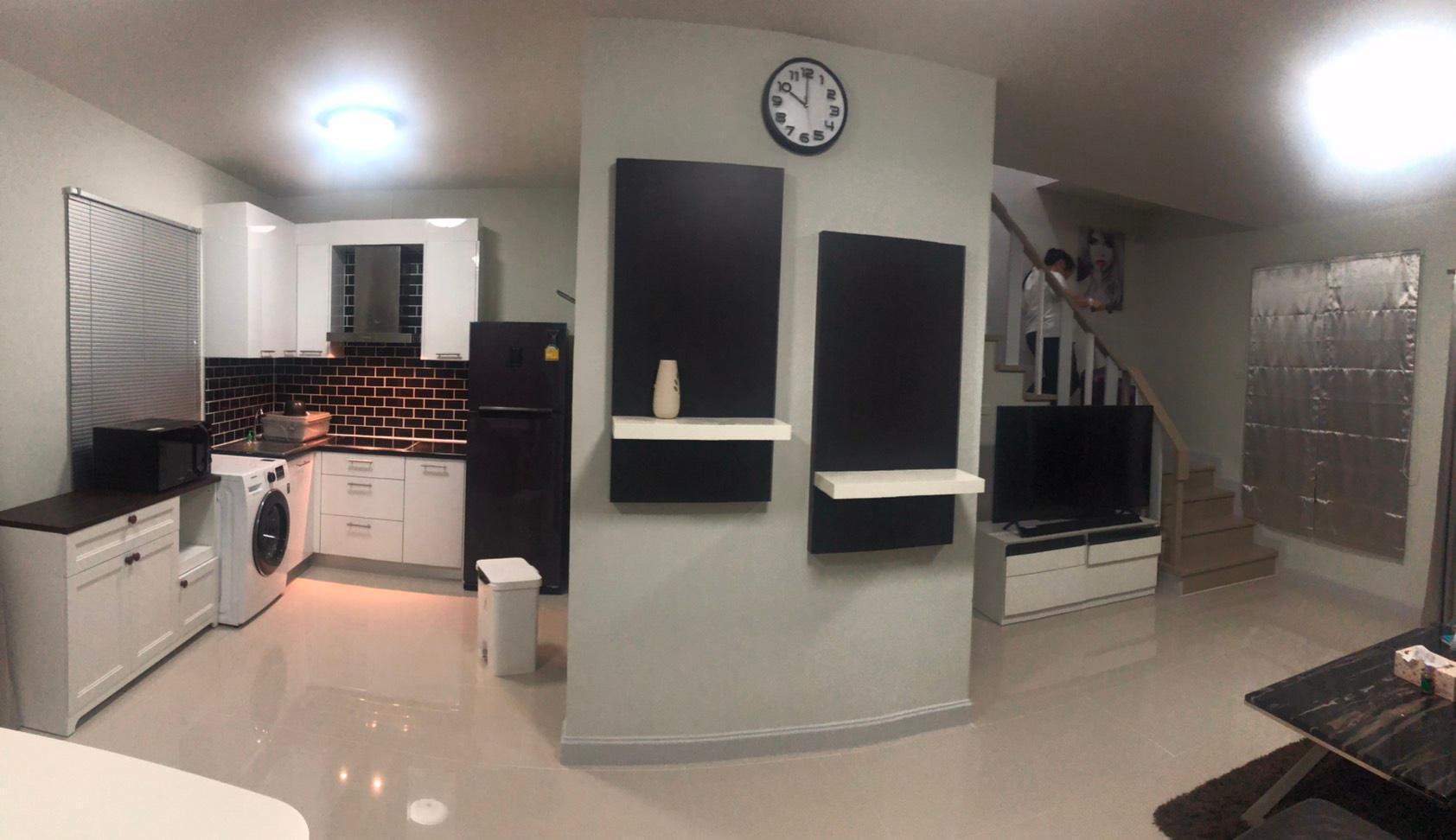 MM Home Service Full Home Facilities บ้านเดี่ยว 3 ห้องนอน 2 ห้องน้ำส่วนตัว ขนาด 120 ตร.ม. – สนามบินเชียงใหม่