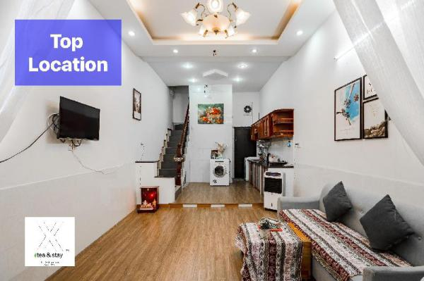 X Tea n Stay 2 beds in dorm room at ideal location Ho Chi Minh City