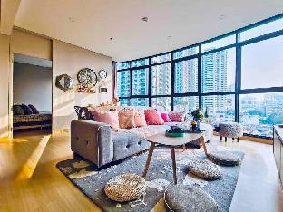 [スクンビット]アパートメント(86m2)| 2ベッドルーム/2バスルーム Designer  Condo  Instagrams style 2 Bedroom siam