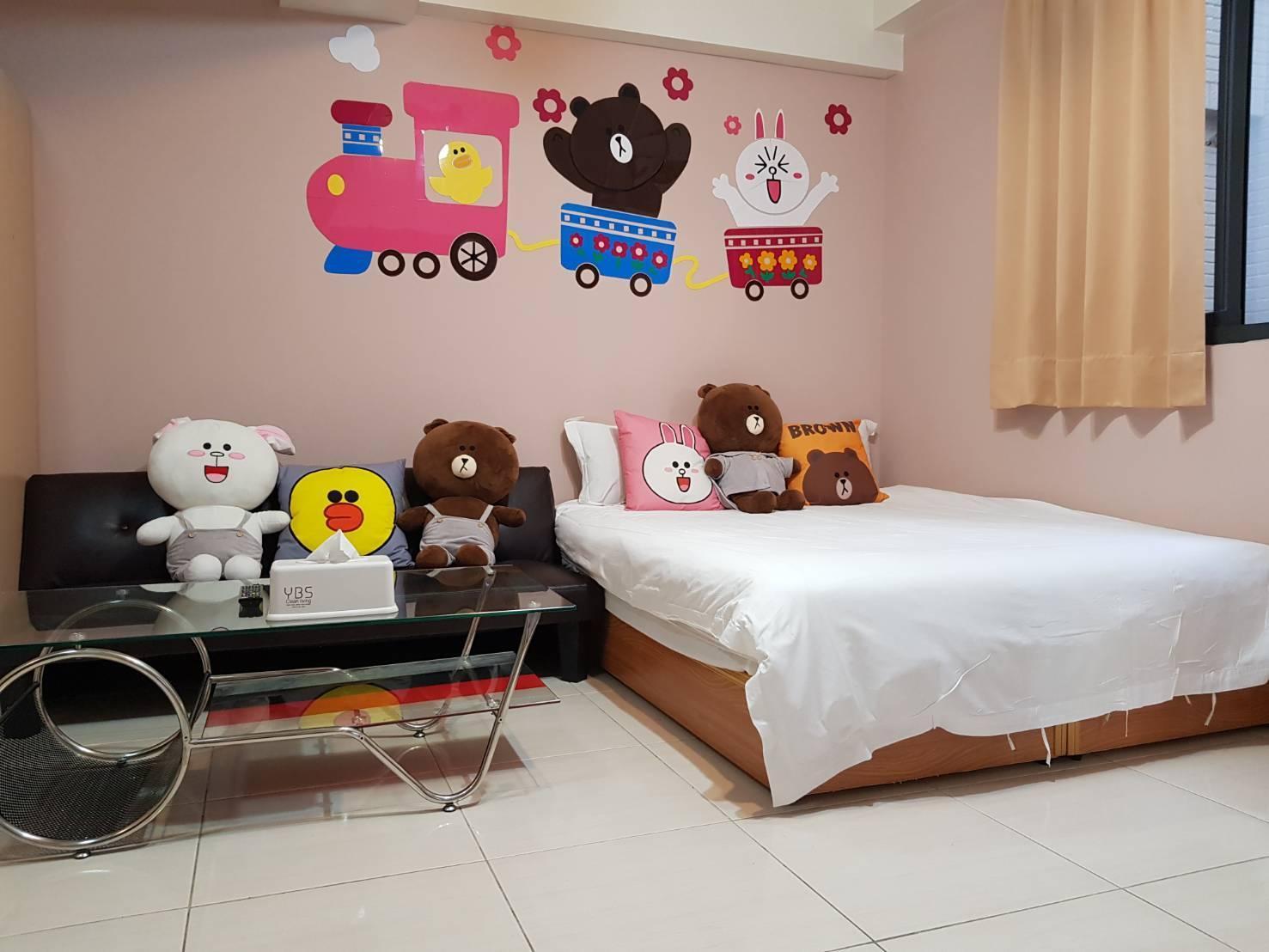 Taichung Yizhong 2941 My Neighbor Totoro Dream