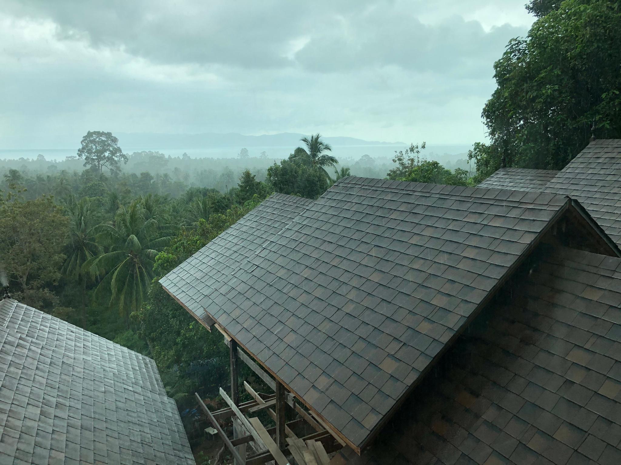 Kawarin Secret Hut , Koh Pha-Ngan วิลลา 1 ห้องนอน 1 ห้องน้ำส่วนตัว ขนาด 28 ตร.ม. – บ้านใต้