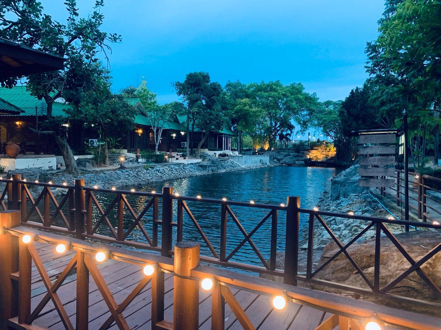 Long Lake Hillside Resort สตูดิโอ วิลลา 1 ห้องน้ำส่วนตัว ขนาด 35 ตร.ม. – บางละมุง