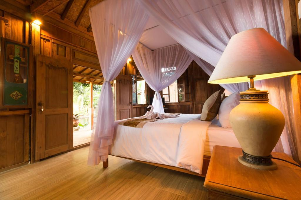 Wooden House At Tabanan