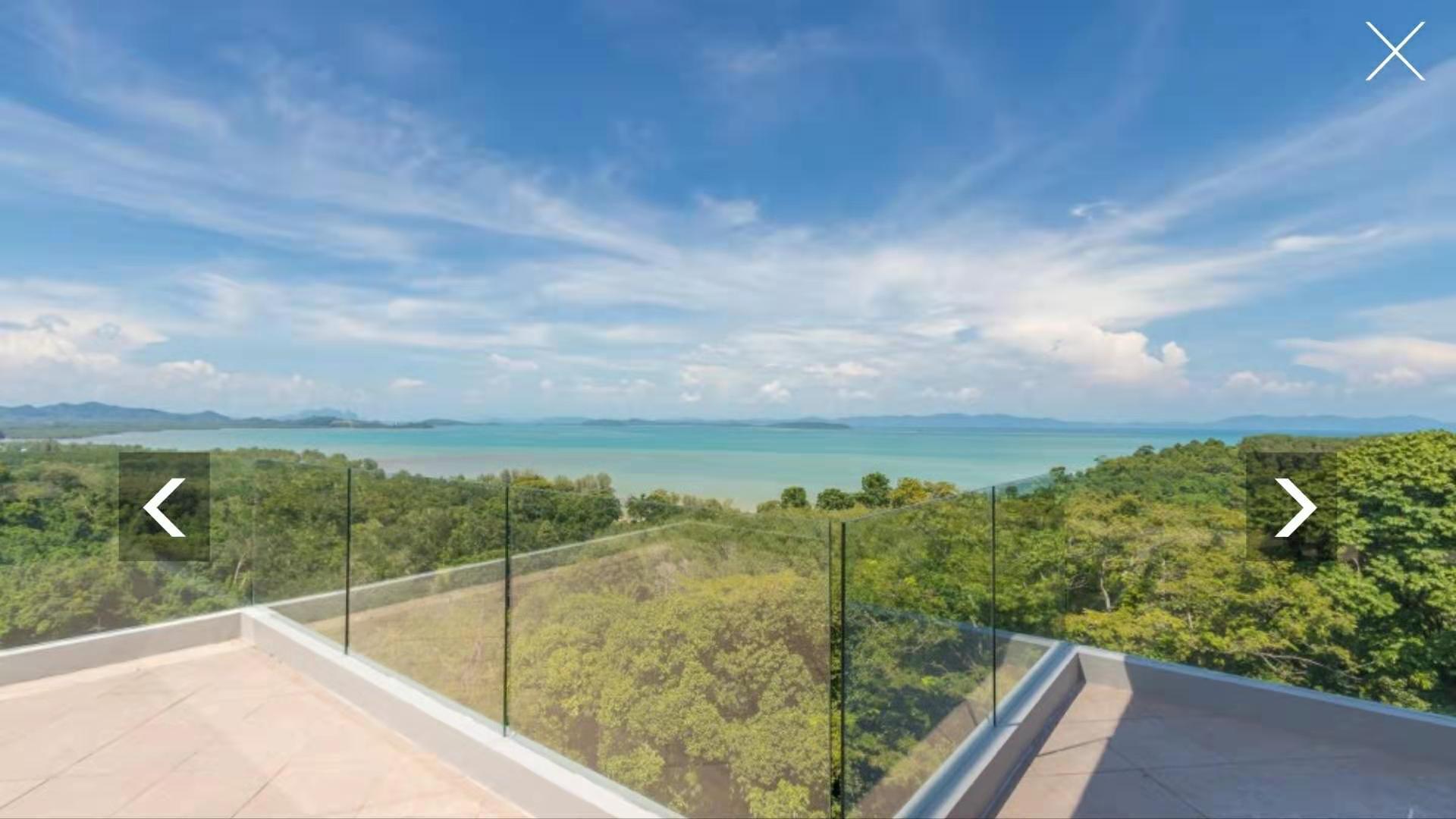 5BDR Amazing Ocean View Pool Villa วิลลา 5 ห้องนอน 5 ห้องน้ำส่วนตัว ขนาด 1000 ตร.ม. – ป่าคลอก