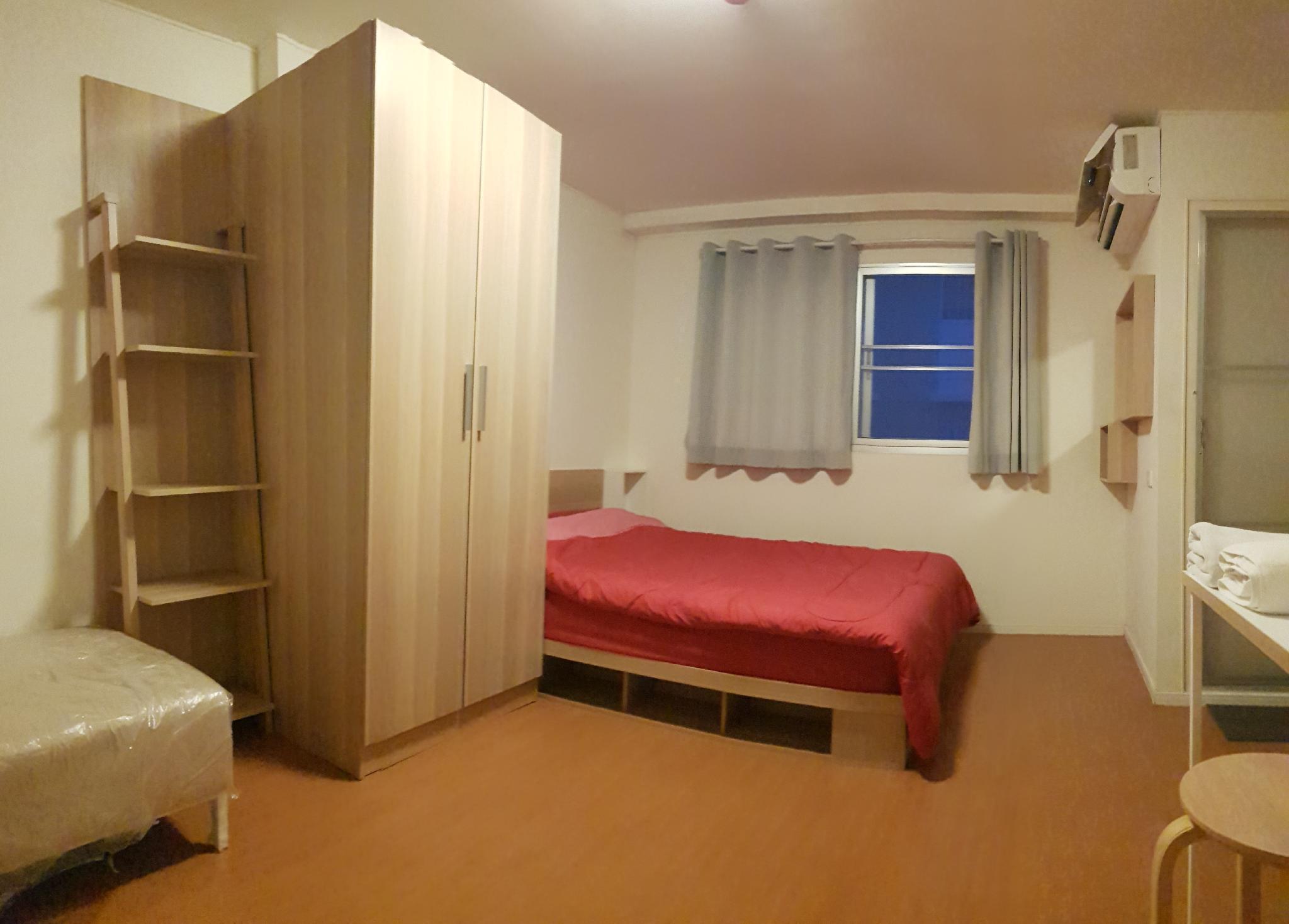 B5 อพาร์ตเมนต์ 1 ห้องนอน 1 ห้องน้ำส่วนตัว ขนาด 28 ตร.ม. – ตัวเมืองชลบุรี