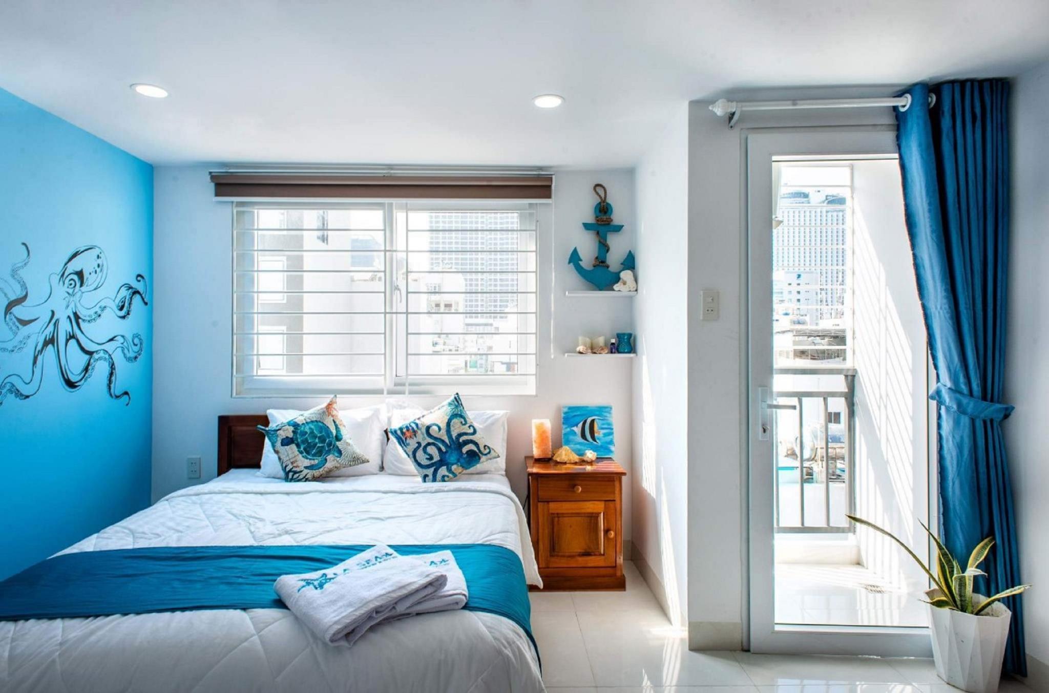 Superior With Window   La Sea Apartment Nha Trang