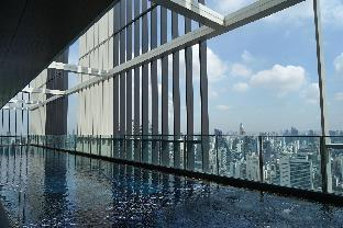 Rooftop pool gym,  luxury cozy condo near BTS 201# อพาร์ตเมนต์ 1 ห้องนอน 1 ห้องน้ำส่วนตัว ขนาด 30 ตร.ม. – สุขุมวิท