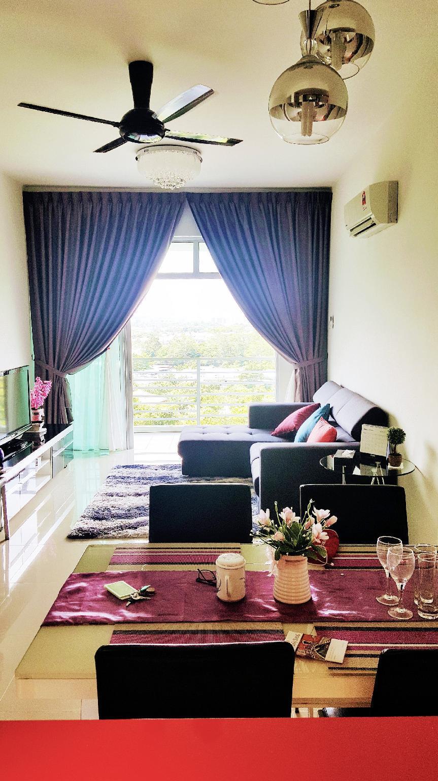 A Simple Home At SkyVilla Residences