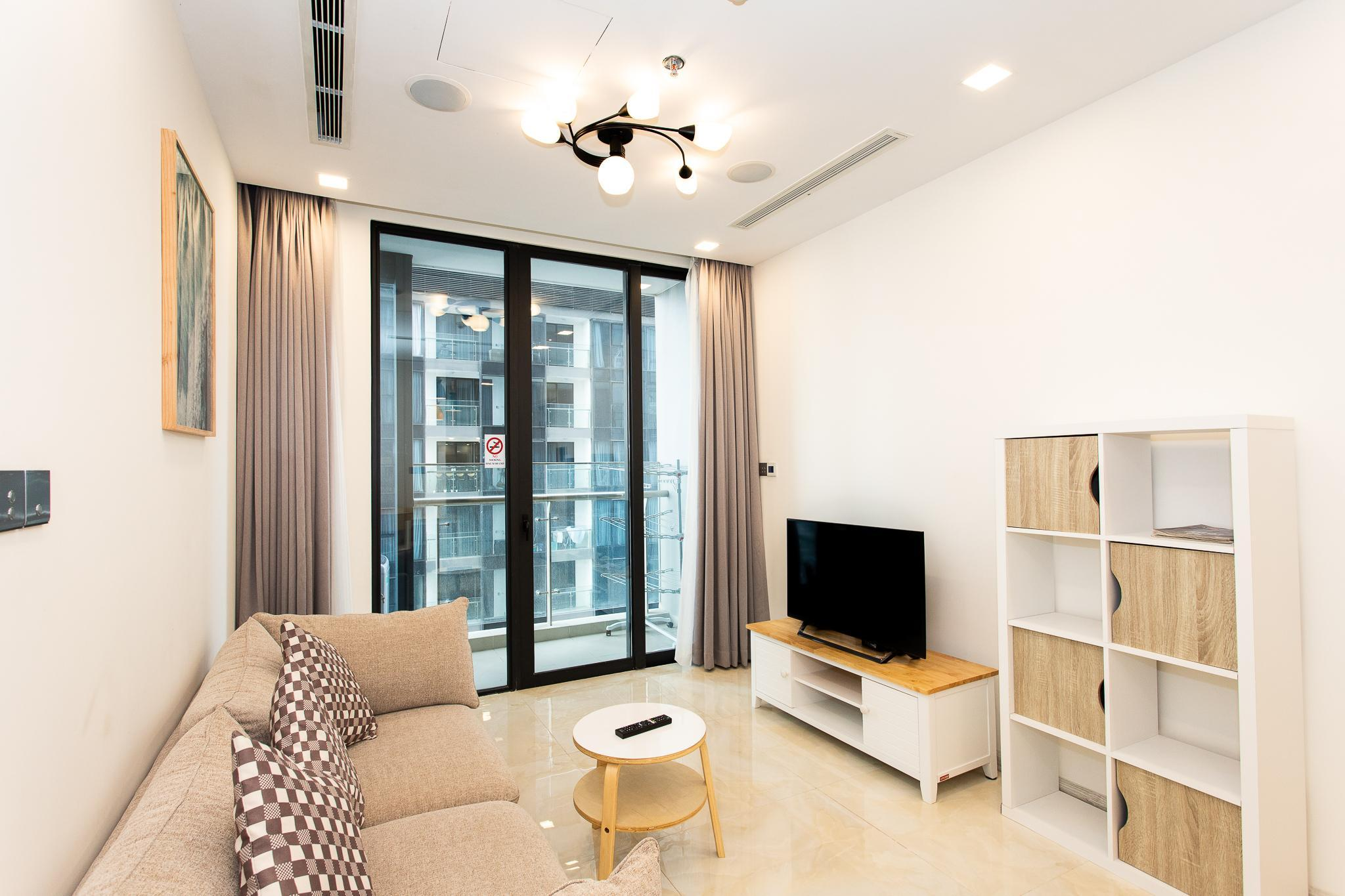Vinhomes Golden River   1BedR   Luxury Furniture