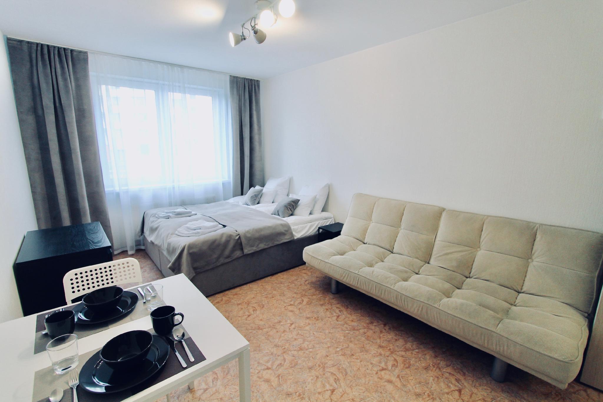Apartment Na Uspenskom Prospect 18 K 1  Studio 2