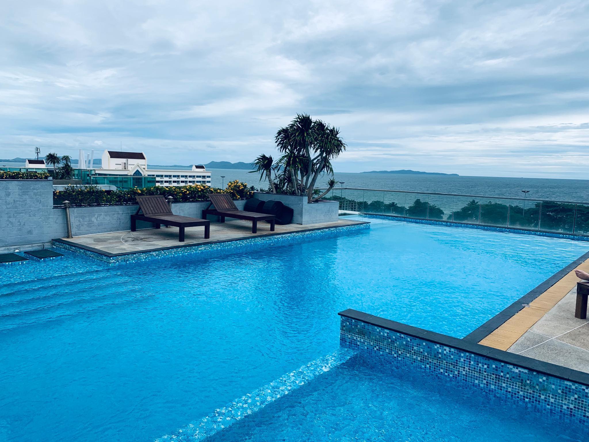 Seaview Villa 20 Meters 3 Bedrooms Can Cook