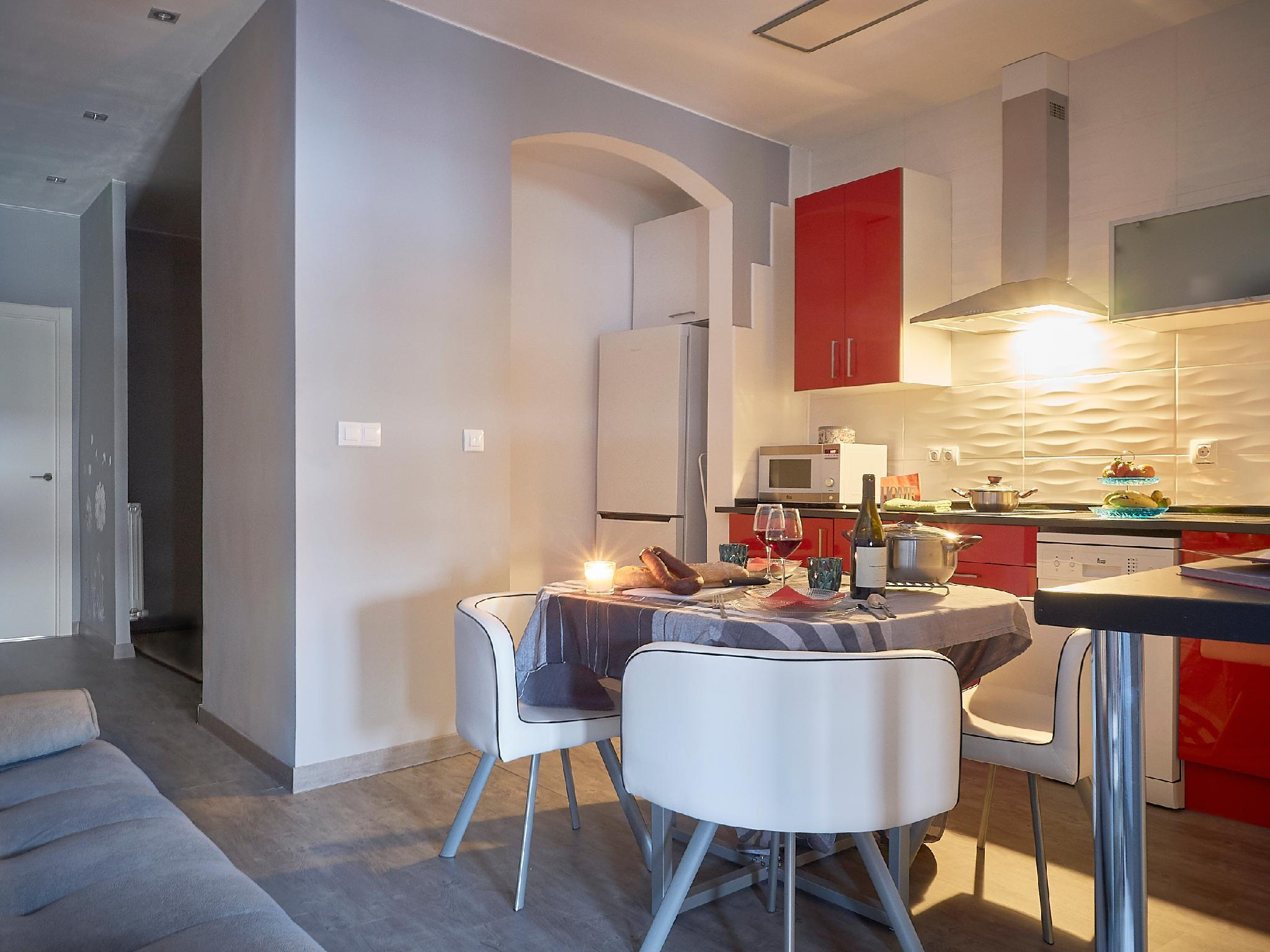 A New Apartment In The Center Of Leon