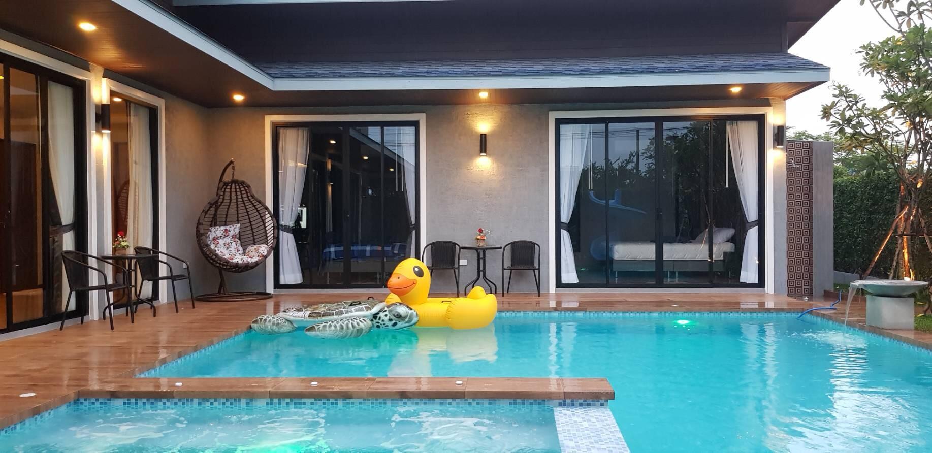 MyandDear Pool Villa
