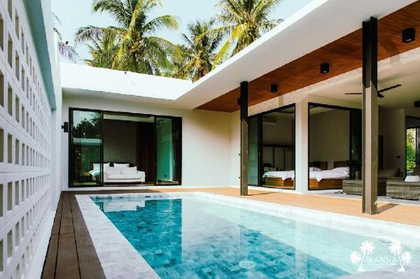 Wanna pool villa Prachuap Khiri Khan