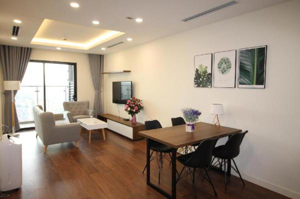 G-House 2BR Sky View Apartment in Imperia Garden Hanoi