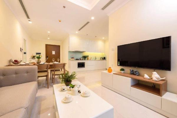 Vinhomes Central Park 1 Br For Rent Day-Week-Month Ho Chi Minh City