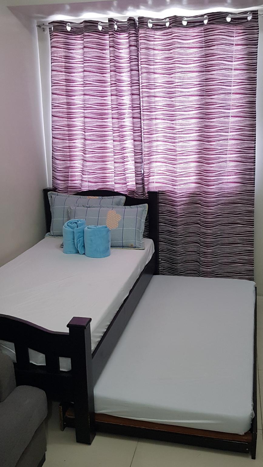 Condo For Rent In Sun Residences. Manila QC U Belt