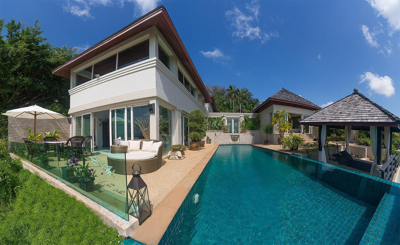 Luxury pool villa in 5* resort วิลลา 3 ห้องนอน 2 ห้องน้ำส่วนตัว ขนาด 630 ตร.ม. – ลายัน