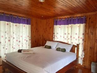 [ラットヤー]バンガロー(32m2)| 1ベッドルーム/1バスルーム Phosrithong Resort