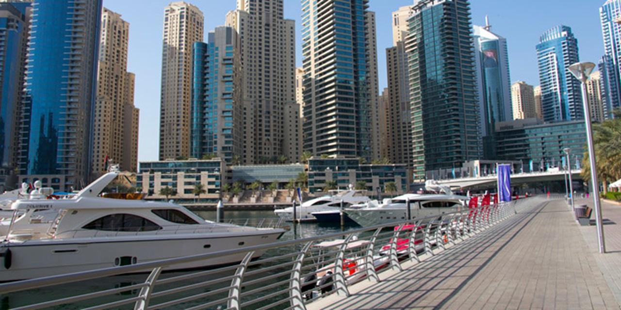 Cozy Studio In Dubai Marina
