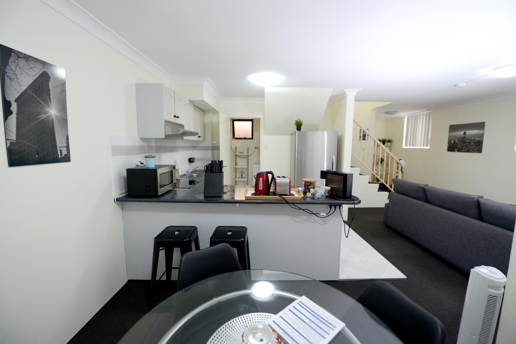 B5 Budget Gateway Sydney CBD @ Chippendale Green