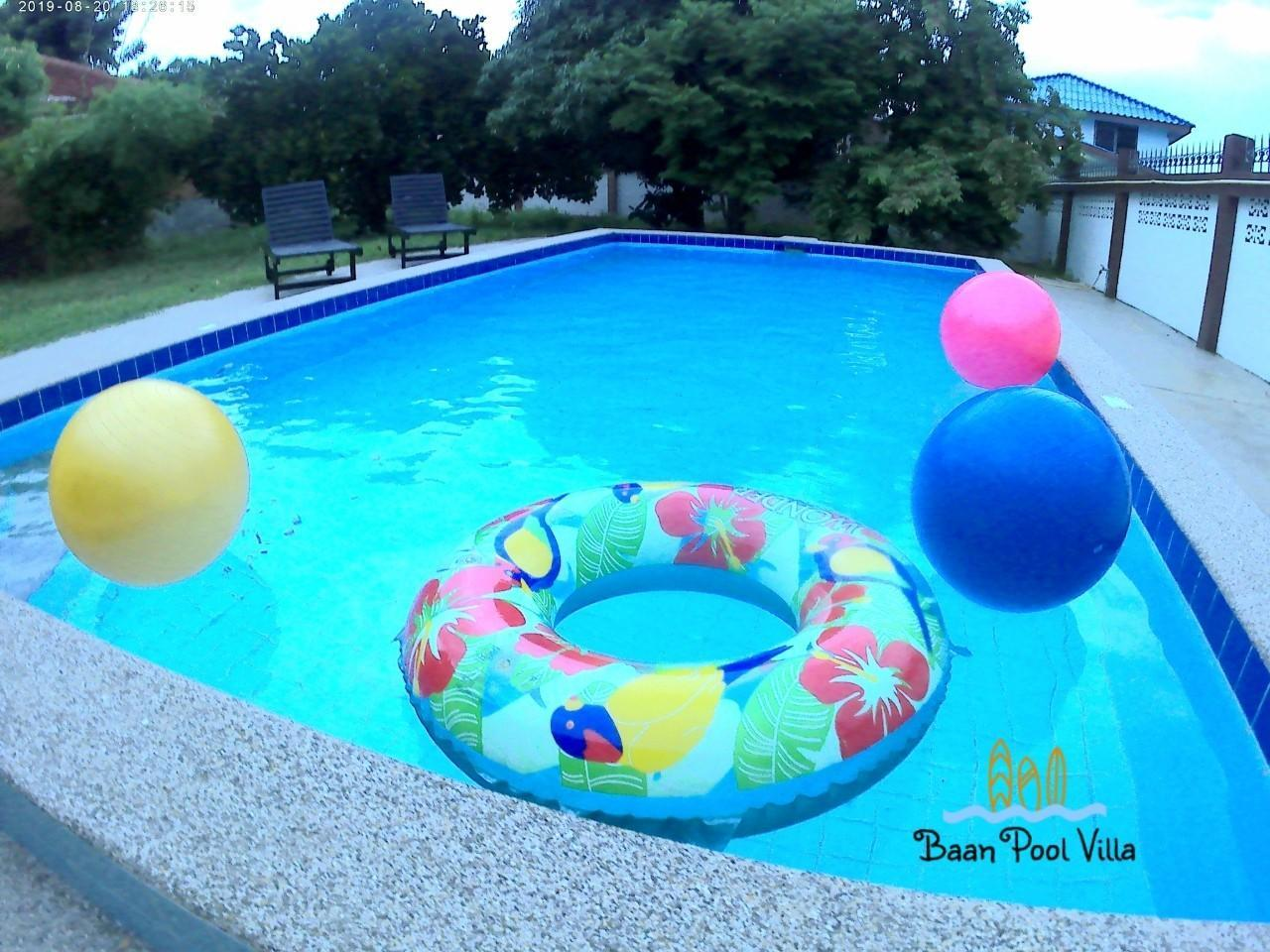 Baan Pool Villa02  Pattaya Nongkabok