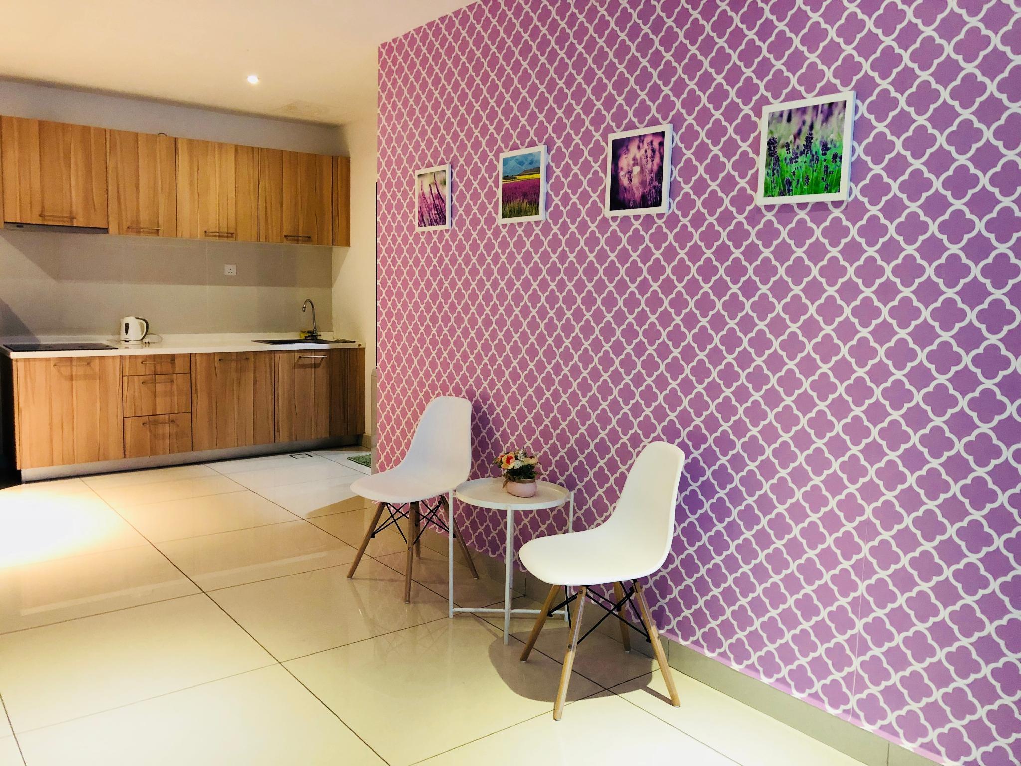 KSL City Mall Condominium   2 Bedrooms For 7 Pax